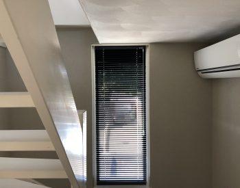 raamdecoratie strijbosch - Aluminium jaloezie 25mm zwart