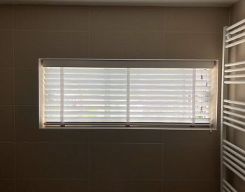 raamdecoratie strijbosch - aluminium jaloezie