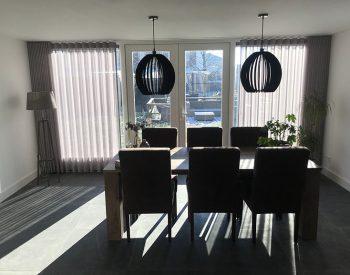 raamdecoratie strijbosch - inbetween waveplooi22