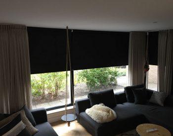 raamdecoratie strijbosch - retourplooi inbetween