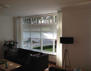 raamdecoratie strijbosch - rolgordijn met inbetweens