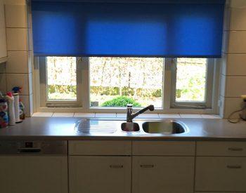 raamdecoratie strijbosch - rolgordijn transparant blauw-crop-u1999673