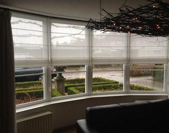 raamdecoratie strijbosch - vouwgordijn transparant kopie