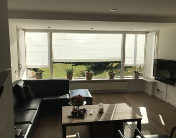 raamdecoratie strijbosch - vouwgordijnen transparant kopie 3