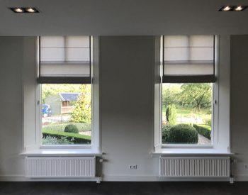 raamdecoratie strijbosch - vouwgordijnen255x192